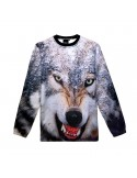 SUDADERA FULL PRINT GREAT WOLF