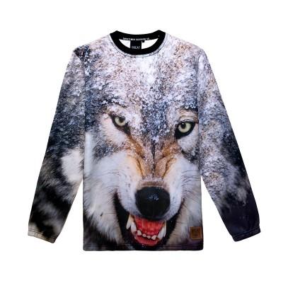 SUDADERA FULL PRINT GREAT WOLF