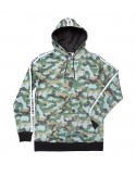 SUDADERA CAPUCHA CAMUFLAGE JUNGLE