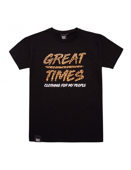 CAMISETA NEW LEOPARD GREAT TIMES