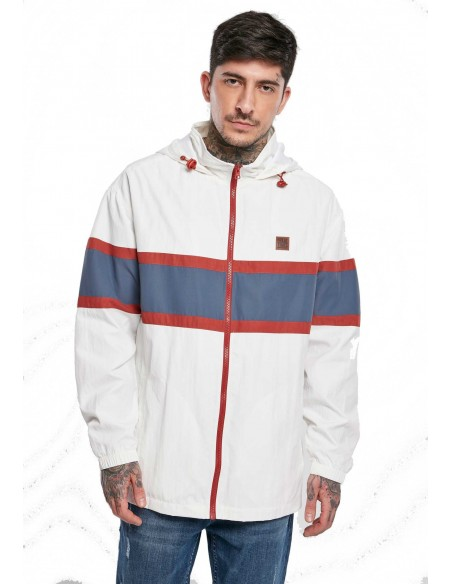 ANORAK GREAT TIMES SS21 WHITE