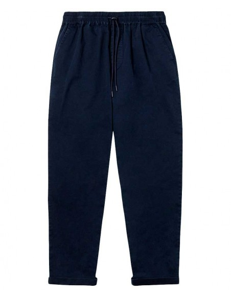REVOLUTION CASUAL TROUSERS NAVY