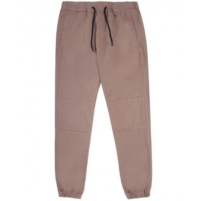 JOGGER GREAT TIMES MARRON SS21