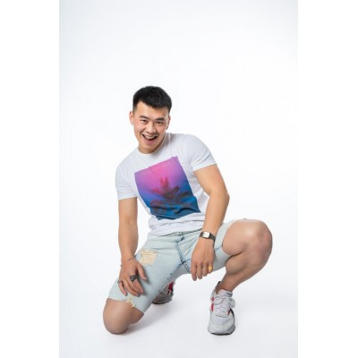 CAMISETA GREAT TIMES PALMS SS21